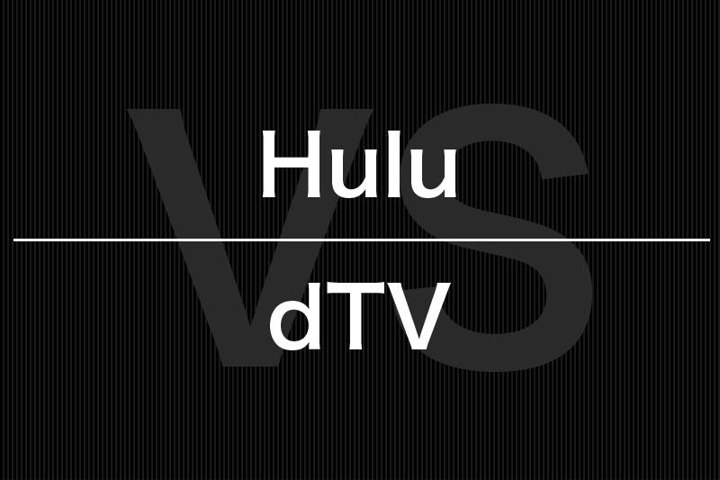 dTVとHulu